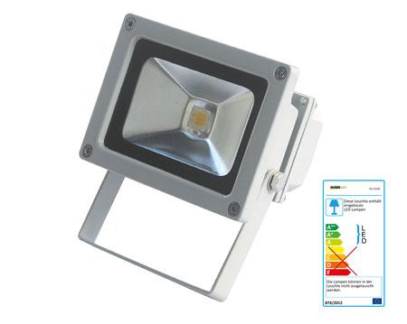 led strahler 1x10w 2700 3500k warm weiss 240v ip65 800lumen 01 410c. Black Bedroom Furniture Sets. Home Design Ideas