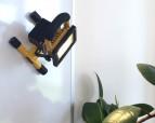 Tragbarer LED Strahler mit Magnetfüssen und USB - Anschluss, 1x10W, 900lm, 3000°K- warm weiss - 240VAC, IP65