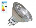 NOSER MR16 LED dimmbar, 12V, 5W, 350lm/924cd, 40°, CRI>80, 3000°,