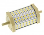 R7s LED 18W, 1200lm, 118x50mm, 2700°K - warmweiss