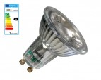 NOSER LED GU10, 7W, 550lm/1450cd, 40°, 3000°K