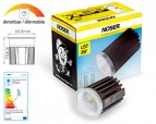 NOSER LED - Modul 9W zu MLED204 & MLED987, 500lm/1320cd, CRI >80, 40°, 3000°K, dimmbar