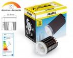 NOSER LED - Modul 13W zu MLED204 & MLED987, 800lm/2111cd, CRI >80, 40°, 3000°K, dimmbar